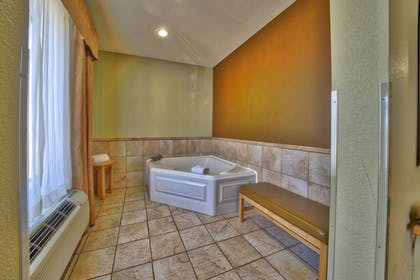 Jetted Tub | Holiday Inn Express Hotel Suites Lubbock Southwest-Wolfforth