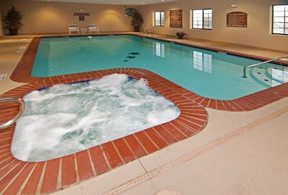 Pool | Best Western Lamesa Inn & Suites