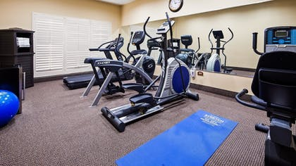 Fitness Facility | Best Western Lamesa Inn & Suites