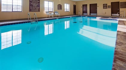 Indoor Pool | Best Western Lamesa Inn & Suites