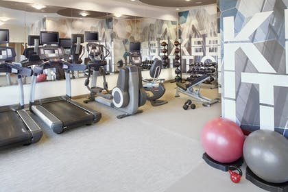 Sports Facility | SpringHill Suites by Marriott Houston Intercontinental Arprt
