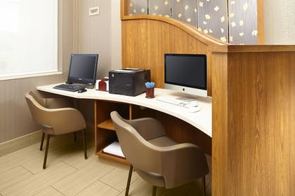 Business Center | SpringHill Suites by Marriott Houston Intercontinental Arprt