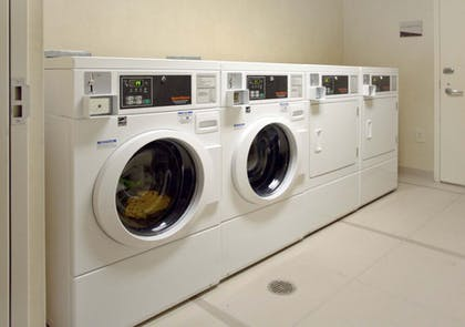 Laundry Room | Embassy Suites by Hilton Raleigh Durham Airport Brier Creek