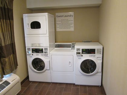 Laundry Room | Holiday Inn Express Hotel & Suites Columbus-Fort Benning