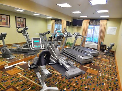 Fitness Facility | Holiday Inn Express Hotel & Suites Columbus-Fort Benning