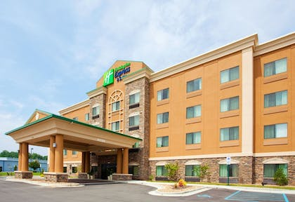 Exterior | Holiday Inn Express Hotel & Suites Mount Airy
