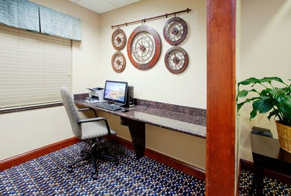 Business Center   Holiday Inn Express Hotel & Suites Mount Airy
