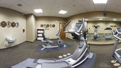 Fitness Facility | Holiday Inn Express Hotel & Suites Mount Airy