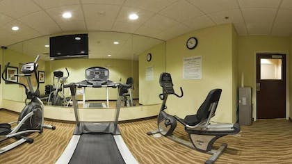 Fitness Facility | Holiday Inn Express Hotel & Suites FLORENCE NORTHEAST