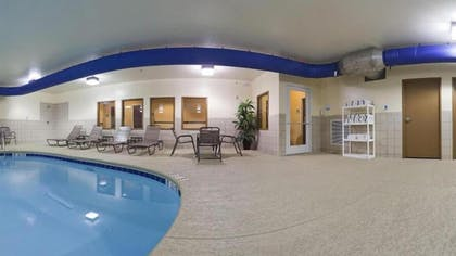 Indoor Pool | Holiday Inn Express Hotel & Suites FLORENCE NORTHEAST
