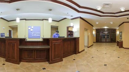 Lobby | Holiday Inn Express Hotel & Suites FLORENCE NORTHEAST