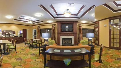 Breakfast Area | Holiday Inn Express Hotel & Suites FLORENCE NORTHEAST