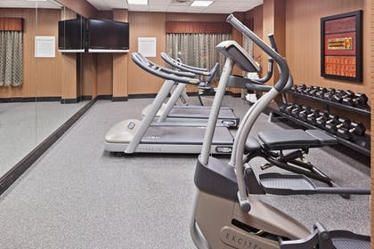 Fitness Facility | Holiday Inn Hotel & Suites Tulsa South