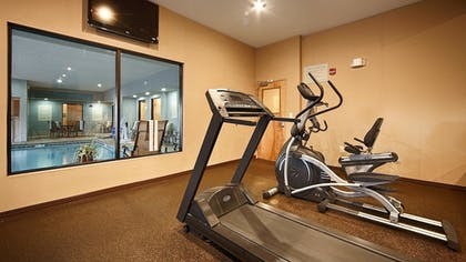 Gym | Best Western Plus Atrea Airport Inn & Suites