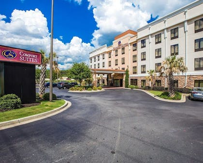 Featured Image | Comfort Suites Simpsonville