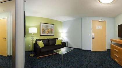 Living Area | Holiday Inn Express Hotel & Suites ROCK SPRINGS GREEN RIVER