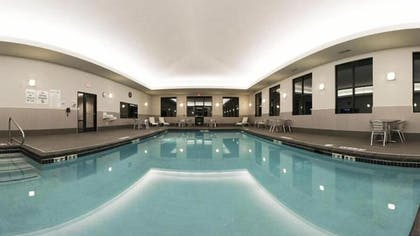 Indoor Pool | Holiday Inn Express Hotel & Suites ROCK SPRINGS GREEN RIVER