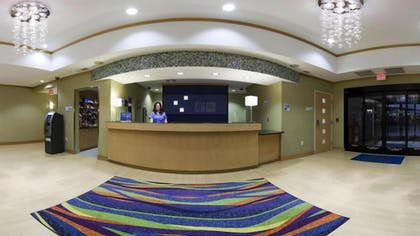 Reception | Holiday Inn Express Hotel & Suites ROCK SPRINGS GREEN RIVER