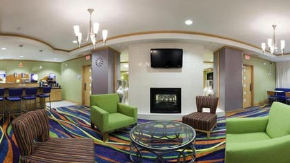 Breakfast Area | Holiday Inn Express Hotel & Suites ROCK SPRINGS GREEN RIVER