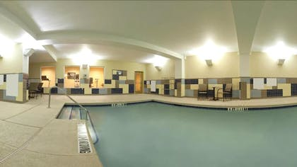 Indoor Pool | Holiday Inn Express Hotel & Suites Raleigh SW NC State