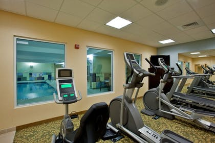 Fitness Facility | Holiday Inn Express Hotel & Suites Raleigh SW NC State