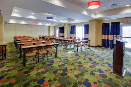 Meeting Facility | Holiday Inn Express Hotel & Suites Raleigh SW NC State