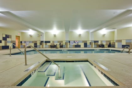 Pool | Holiday Inn Express Hotel & Suites Raleigh SW NC State