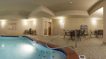 Indoor Pool | Holiday Inn Express Hotel & Suites RIPLEY