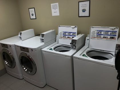 Laundry Room | TownePlace Suites Dallas DeSoto