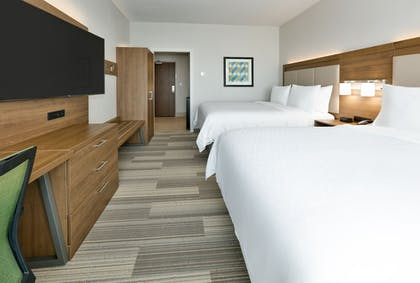 Guestroom | Holiday Inn Express & Suites Fort Worth North - Northlake