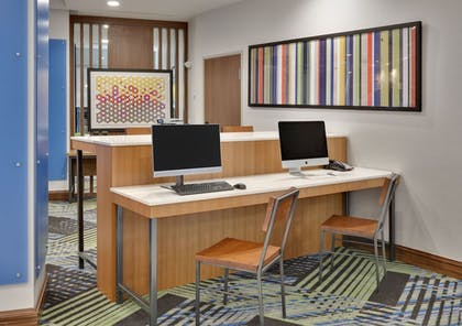 Business Center | Holiday Inn Express & Suites Fort Worth North - Northlake