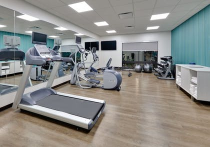 Fitness Facility | Holiday Inn Express & Suites Fort Worth North - Northlake