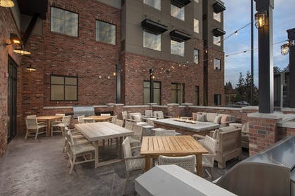 Terrace/Patio | Residence Inn by Marriott Bend