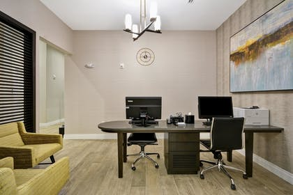 Business Center   Homewood Suites by Hilton Greenville Downtown