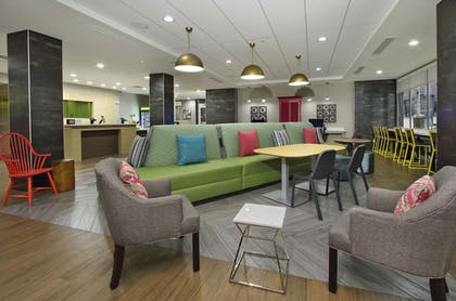 Lobby Sitting Area | Home2 Suites by Hilton Port Arthur, TX