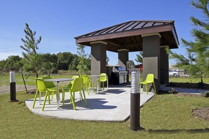 BBQ/Picnic Area | Home2 Suites by Hilton Port Arthur, TX