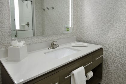 Bathroom | Home2 Suites by Hilton Port Arthur, TX