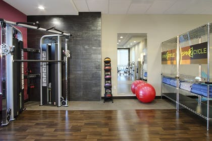 Fitness Facility | Home2 Suites by Hilton Port Arthur, TX