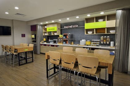 Breakfast Area | Home2 Suites by Hilton Port Arthur, TX