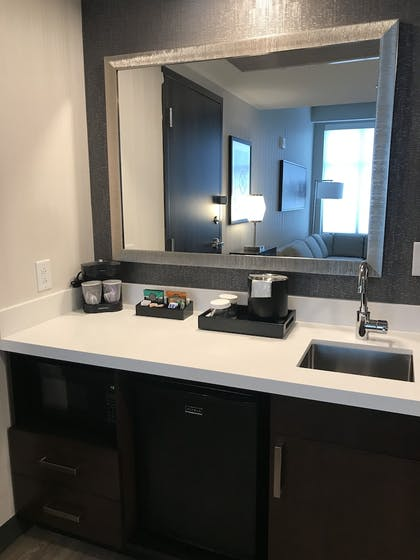 In-Room Amenity | Embassy Suites by Hilton Plainfield Indianapolis Airport
