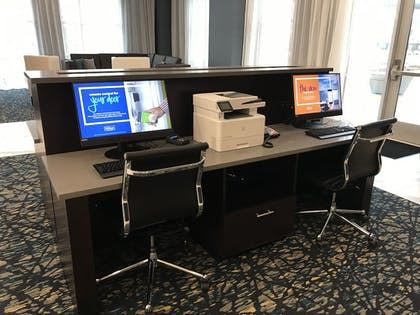 Business Center | Embassy Suites by Hilton Plainfield Indianapolis Airport