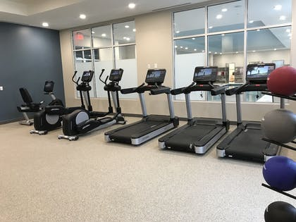 Fitness Facility | Embassy Suites by Hilton Plainfield Indianapolis Airport