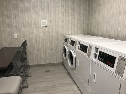 Laundry Room | Embassy Suites by Hilton Plainfield Indianapolis Airport
