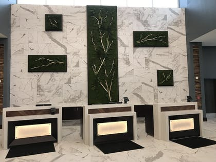 Check-in/Check-out Kiosk | Embassy Suites by Hilton Plainfield Indianapolis Airport