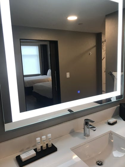 Bathroom Amenities | Embassy Suites by Hilton Plainfield Indianapolis Airport