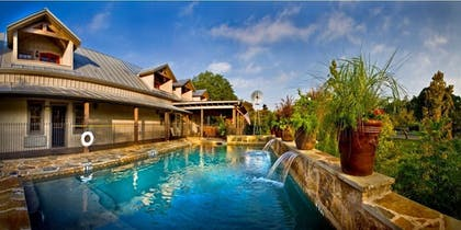 Pool | The Lodge Above Town Creek