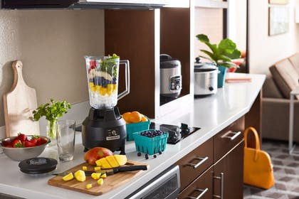 In-Room Kitchenette | TownePlace Suites by Marriott Vidalia