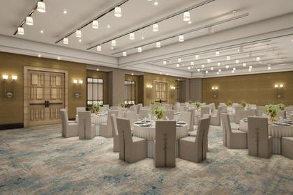 Ballroom | Holiday Inn and Suites Nashville Dtwn - Conv Ctr
