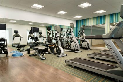 Fitness Facility | Holiday Inn Express And Suites Omaha Downtown - Airport