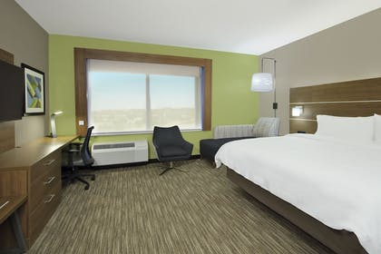 Guestroom | Holiday Inn Express & Suites Dallas-Frisco NW Toyota Stdm